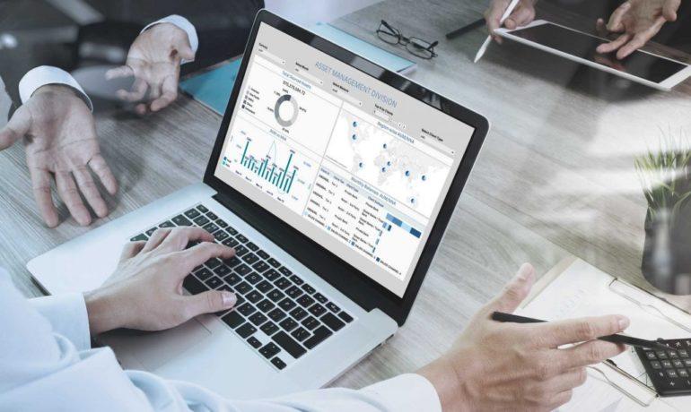 Analyze asset and portfolio performance