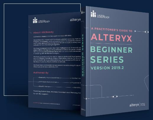 alteryx beginner series